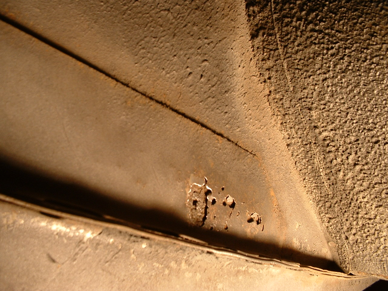 rust repair s30a